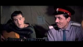 """Высоцкий и Золотухин песня из к/ф """"Хозяин тайги"""""""
