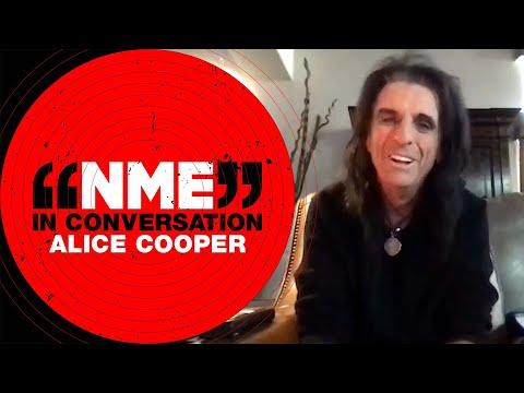 """ALICE COOPER lo tiene claro """"El Rock NO está muerto"""""""