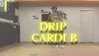 CARDI B - DRIP [ FEAT.MIGOS ] DANCE CHOREOGRAPHY BY AKASH YADAV