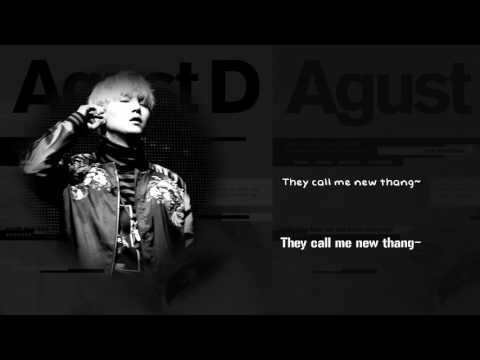 SUGA AGUST D MIXTAPE LYRICS