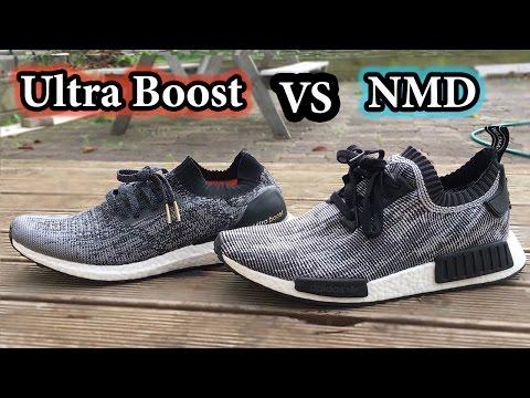 Stan Stan Stan Smith vs ultra adidas Boost adidas ultra comparación w detalles 76cc85