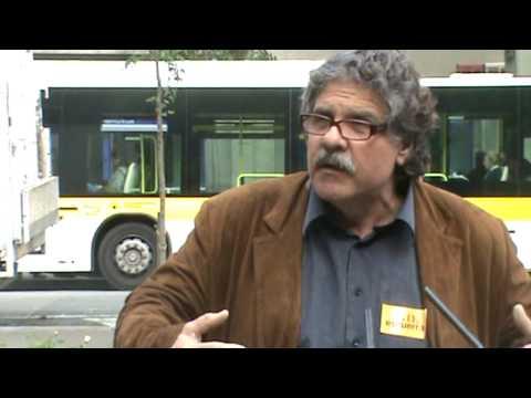 Joan Tardà, parla de la crisi actual durant homenatge a Francesc Layret 2010