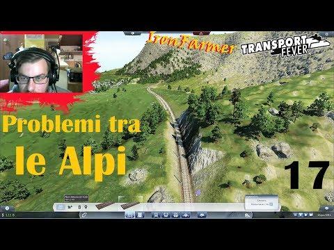 Ep-17 transport Fever - Problemi tra le Alpi - Cibo da Roma a Milano e Bologna