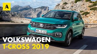Volkswagen T-Cross 2019 | Concentrato di SUV [ENGLISH SUB]
