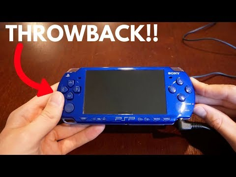 What Happens When You Play PSP IN 2018?? (BETTER THAN PS2 & PS3?)
