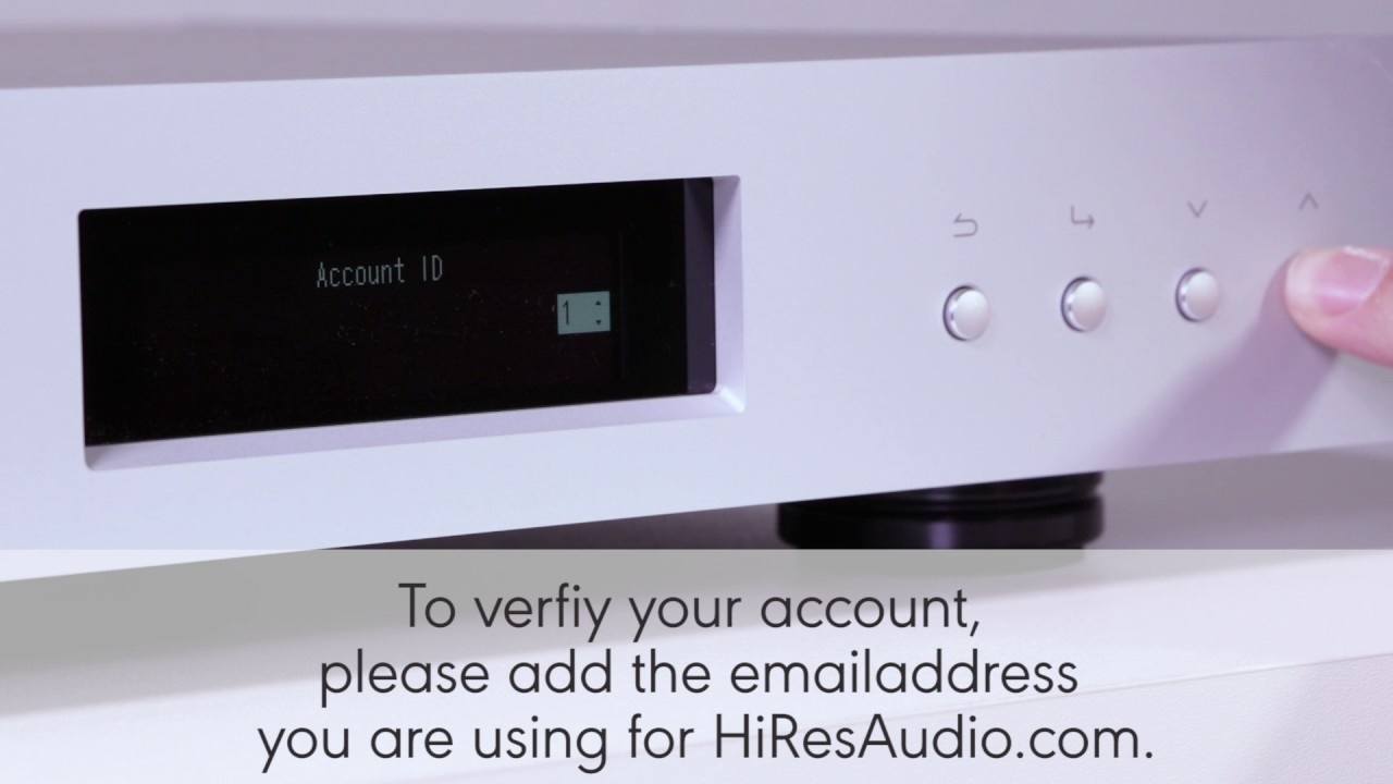 Easy HiRes Audio Download onto Melco - no computer required