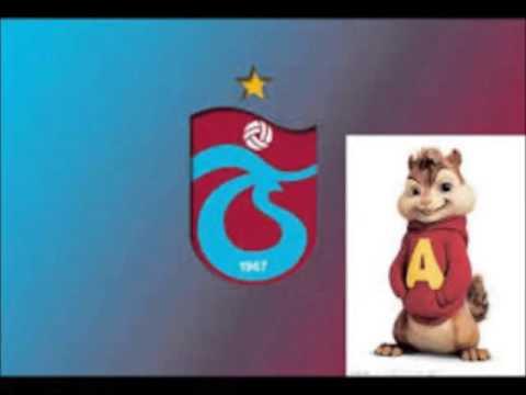 Trabzonspor Rap Marşı - Alvin ve Sincaplar