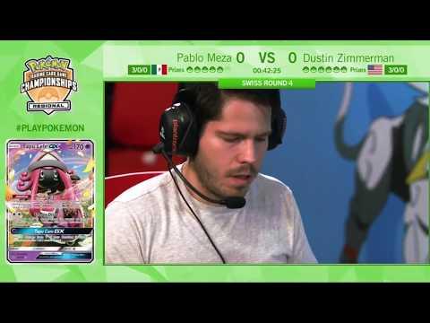 Pablo Meza Vs Dustin Zimmerman 2017 Memphis Regionals Swiss R4