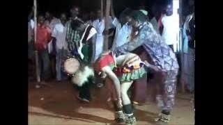 Karakattam Kuravan Kurathi very hot midnight dance part25