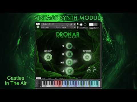 Gothic Instruments Vintage Synth Module - Audio Demos