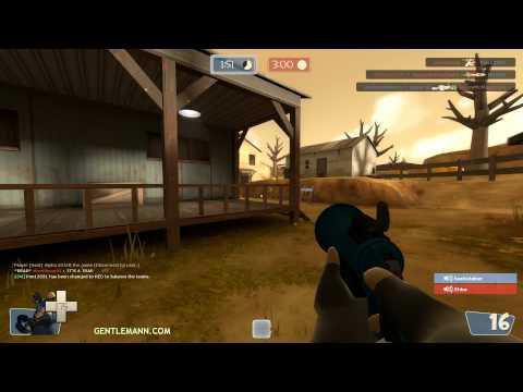 I'm Back!!! [Pyro on Harvest] [Team Fortress 2]