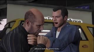 Grand Theft Auto V (GTA5) - Gameplay Part 2 - Xbox 360