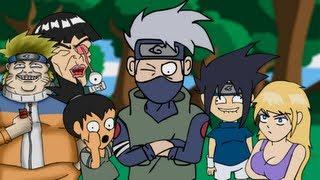 Lecciones de Amor con Kakashi (Parodia de Naruto)