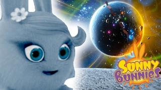 Karikatur für Kinder | Sunny Bunnies - Auf dem Mond | Zusammenstellung