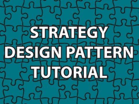 Strategy Design Pattern