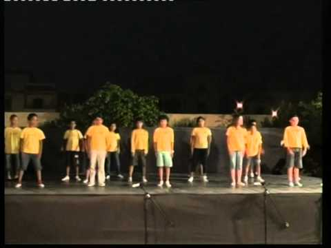 Private Deutsche Schule Kairo ( PDSK ) Summer Concert / Ballet - 2012 -Part 3