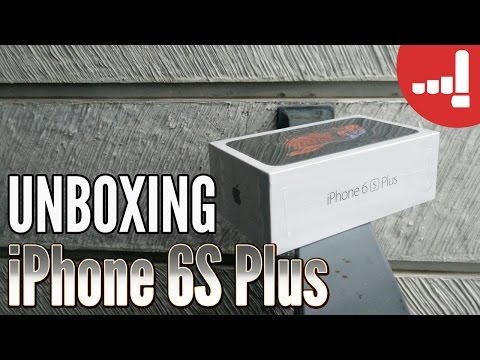 Apple iPhone 6S Plus THE MOST ADVANCED IPHONE YET UNBOXING (Indonesia)