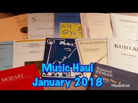 Music Haul January 2018--Alexandra Langley