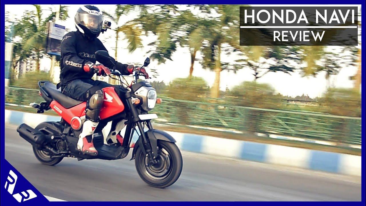Honda Grom Price >> Honda Navi Review | Comparison with Honda Activa | RWR ...