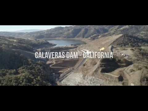Calaveras Dam, California