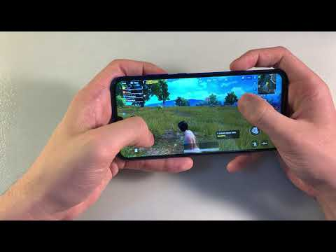 Игры Honor 10i (GTA:SanAndreas, PUBG:Mobile, AssassinsCreed:Identity)