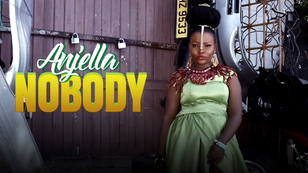 Download Anjella - Nobody (Official Music Video)