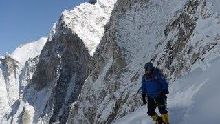Training to Climb Mt. Everest