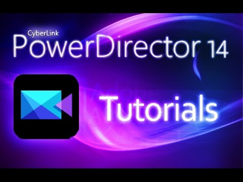 CyberLink PowerDirector 14 - 2D Text, 3D Text and Subtitles Tutorial*