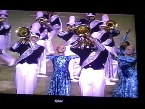 trabuco hills high school 1998  1999 year marching band fresno