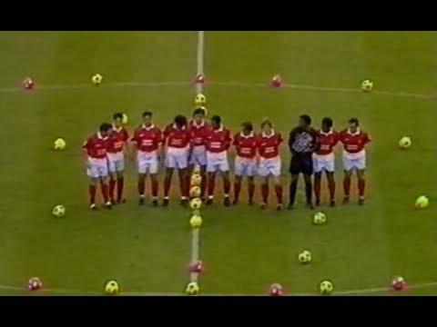 O Sporting 3 Benfica 6 de 1994