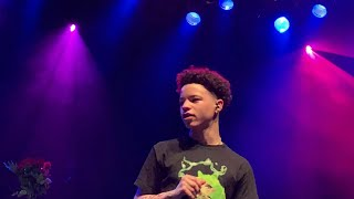 """Lil Mosey Performs """"Greet Her"""" & """"Thats My Bitch"""" Live @ The N…"""