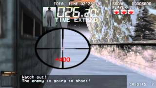 silent scope 2 dark silhouette now on pcsx2 1.3.0 hd 2014