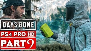 DAYS GONE Gameplay Walkthrough Part 9 [1080p HD PS4 PRO] - No Commentary