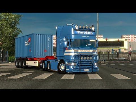 Ets2 Peterbilt 351 V 3 0 Cabin Dlc Hd Truck