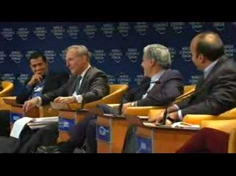 Davos Annual Meeting 2007 - Voices from Iran