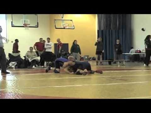 2010 Queens Open: 72 kg Josh Dawson vs. ?