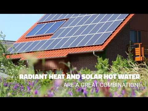 Radiant Heat and Solar Hot Water by Radiantec