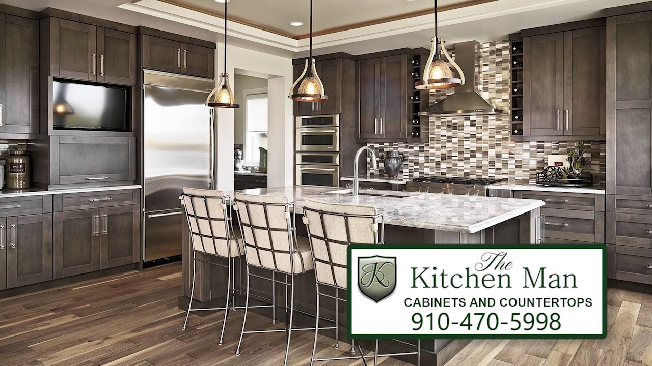 The Kitchen Man  From Drab To Fab  Wilmington Nc