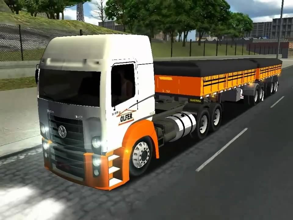 freio motor para 18 wheels of steel haulin