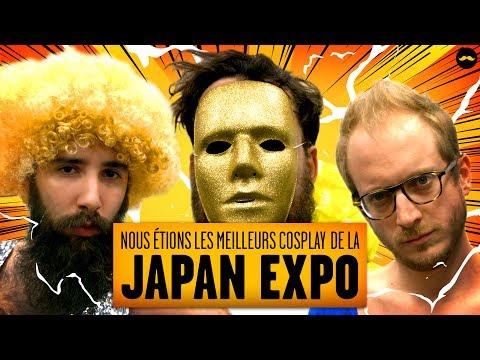 Nous étions les meilleurs cosplay de la Japan Expo !