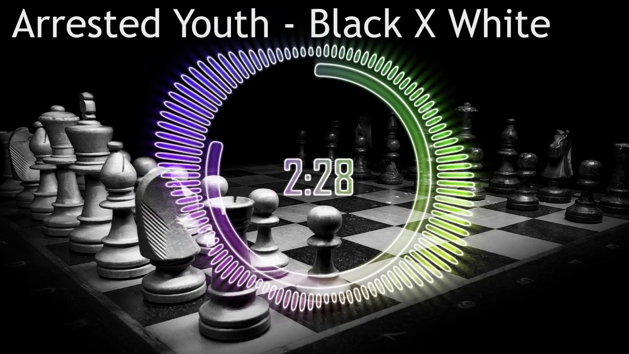 Arrested Youth - Black X White