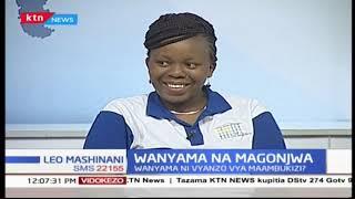 Wanyama na magonjwa