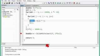 06D.2 Funktion, die den Mittelwert eines Arrays bestimmt