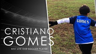The Best 6 years old Soccer player in the U.S.
