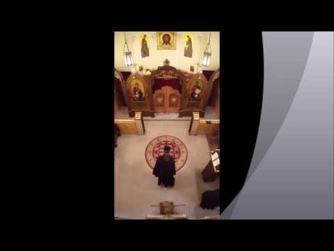 Divine Liturgy - February 26, 2017 - Sunday of Forgiveness (Cheese-Fare Sunday)