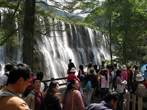 Jiuzhaigou, Sichuan, China | Visit Jiuzhaigou Tour | Jiuzhaigou Travel Videos Guide