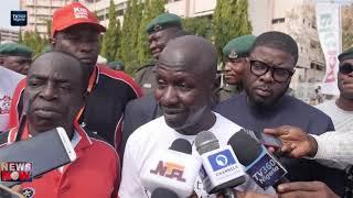 EFCC hosts half marathon against corruption in Abuja