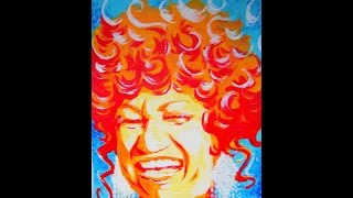 CELIA CRUZ: En el arte, hay amor- 50 works of art of a  iconic Latin legend..
