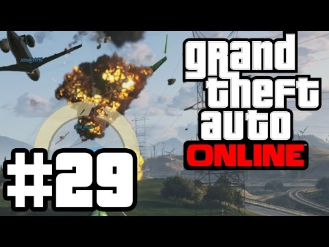 Get On My Elevation (Grand Theft Auto 5 Multiplayer #29) thumbnail