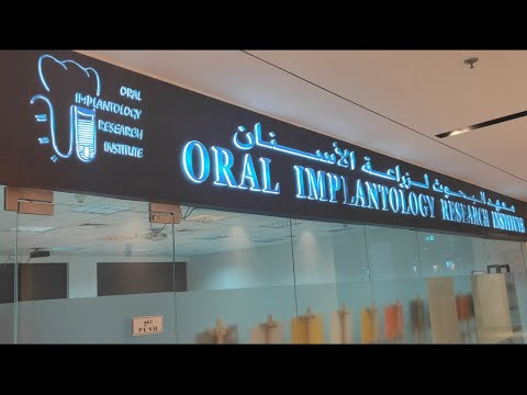 Accredited Dental Implant Course in Dubai